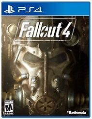 Call of Duty: IW and Fallout 4 (PS4)