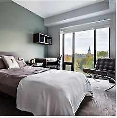 Renting 1 bedroom at the Luxe