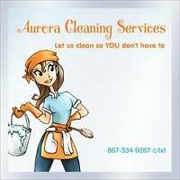 Aurora Cleaning Services