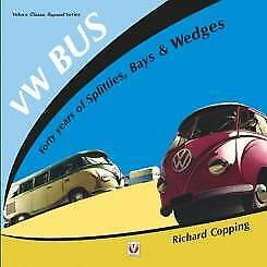Volkswagen Bus 40 Years of Splitters, Bays & Wedges by Copping