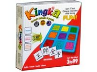 An Educational Montessori Principled Language Board Game for learning Chinese (for non Chinese)