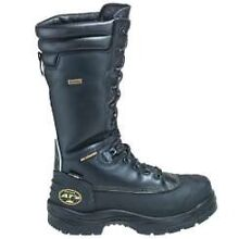 "Oliver 65-691 14"" Lace Up Mining Boots Size 11 Pennant Hills Hornsby Area Preview"