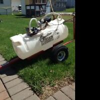 Lawn Sprayer - SOLD PENDING PICK UP