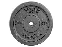 Weight Plates in various sizes