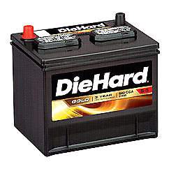 Looking for car battery