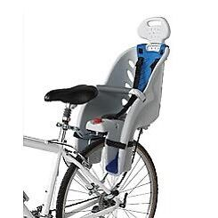 Deluxe Child Carrier for Bicycles