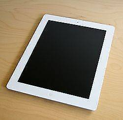 IPAD 2- NO LONGER WORKS-USEFUL FOR PARTS ONLY- BRAND NEW SCREEN