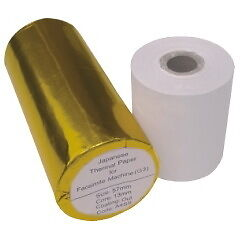 100 rolls 57x45mm Thermal Paper Rolls,suits  EFTPOS terminals ,  cash registers