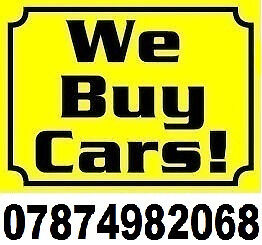 We Buy Any Car for Cash UK BEST price.
