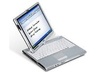 "12.1"" FUJITSU T4220 Digitizer Laptop+Tablet: *Intel Core2Duo 2.20GHz*Windows10*Office2016Pro+"