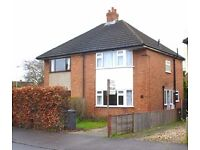 Refurbished 3 bed UNFURNISHED house near Science and Business Parks with off street parking
