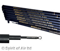 Telescopic Flag Pole 8m And Super Stake By Spirit Of Air For Festival Vw Show - spirit of air - ebay.co.uk
