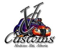 VC Customs - custom paint and body work as well as small repairs