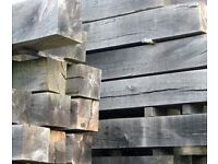 Good Quality Fresh & Dried Oak Beams for Sale in Bury St Edmunds, Suffolk and Thetford, Norfolk