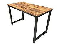 Stunning wooden desk - brand new