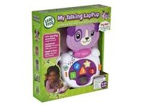 Leapfrog My Talking LapPup *new*
