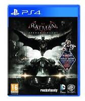 trade batman arkham knight and the order 1886 (both game