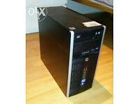 HP Compaq desktop 6200 Intel core i5 3.09 Ghz/ 4 GB Ram/500 GB H.D/ Win 7 fully working