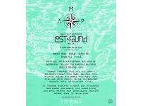 2 x VIP AMP lost & found festival tickets