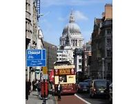 Paralegal part-time - City of London - employment/civil litigation