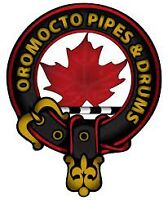 OROMOCTO PIPES AND DRUMS CEILIDH