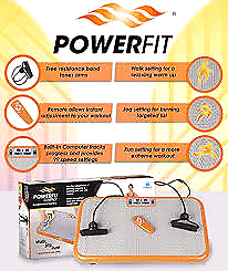 As new Power fit machine