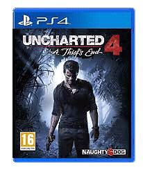 Ps4 uncharted4 bundle  Moose Jaw Regina Area image 1