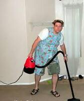 experienced cleaner :)