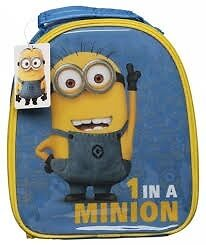 Minions Brand New Lunch Bag - £5