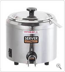 Server FS-2 82700 Food Warmer Cooker
