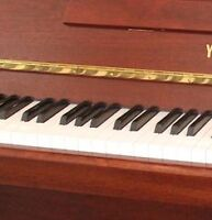 Piano lessons available in Timberlands area