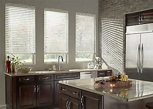 Blinds & Shades  --  Free in Home Quotes --   Save $ $ $