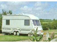 Wanted - land/parking space to park touring caravan