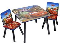 Cars table and chairs