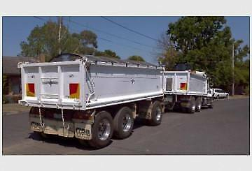 TIPPER TRUCK AND TRAILER HIRE