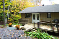 cottage for rent - rental - Easter weekend reduced price!!
