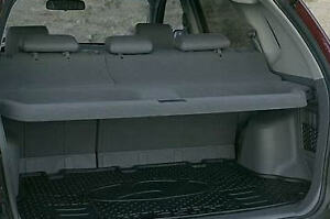 tucson 2006 cargo hatchback hard cover