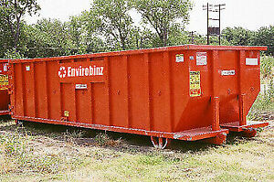Disposal bins, dumpsters, garbage bins for your home cleaning!