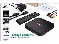 Android TV Box loaded with Kodi 16.1 and Pulse CCM Build