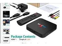 Android TV Box fully loaded with Kodi and Super Pulse ccm build