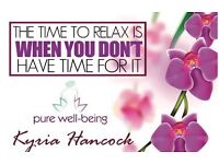 Professional fully qualified Massage Therapist