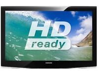 Samsung 32 Inch LCD HD TV + FREEVIEW + REMOTE. EXCELLENT CON, NO OFFERS