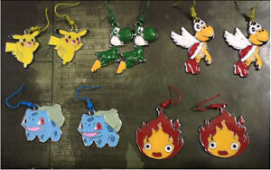 Anime - cartoons - Nintendo Earrings