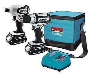 Makita Cordless Drill Kit