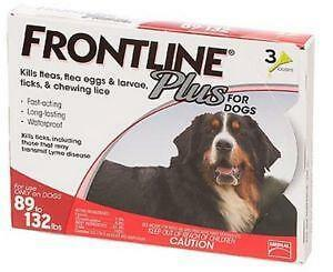 Frontline Plus For Dogs And Cats Ebay