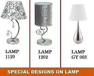 AMAZING SALE ON DIFFERENT MODELS OF OTTOMANS DINING CHAIR LAMPS