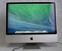iMac 21 inch2.4 Ghz , 4GB ,320GB hard &CS6 master collection