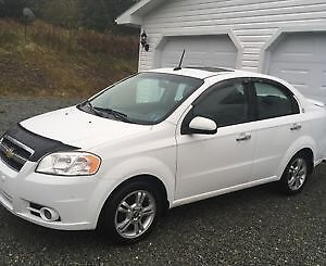 SOLD SOLD SOLD The 2010 Chevrolet Aveo