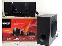Sony DAV-TZ140 5.1 Channel DVD Home Theater.