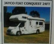 2008 Motorhome Fiat 24FT Leongatha South Gippsland Preview